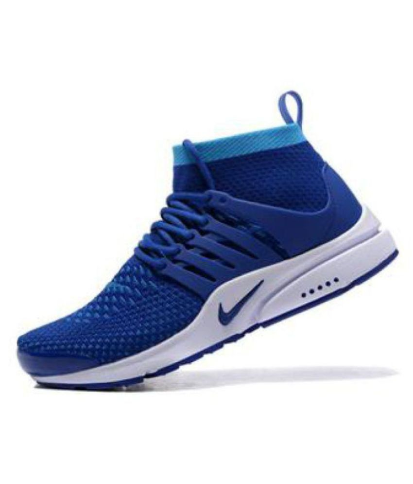 8de3c4ddbf8eb Nike PRESTO AIRMAX Blue Running Shoes - Buy Nike PRESTO AIRMAX Blue Running  Shoes Online at Best Prices in India on Snapdeal