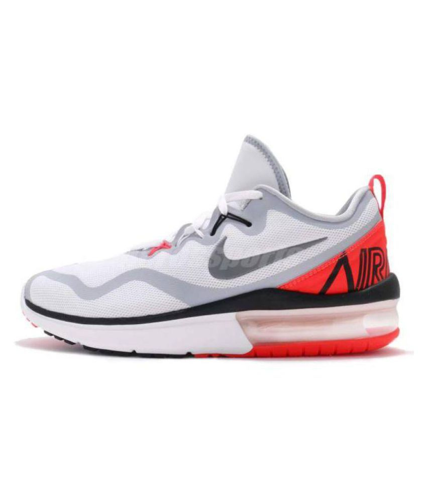 on wholesale outlet on sale genuine shoes Nike Air Max Fury Infra Grey Running Shoes