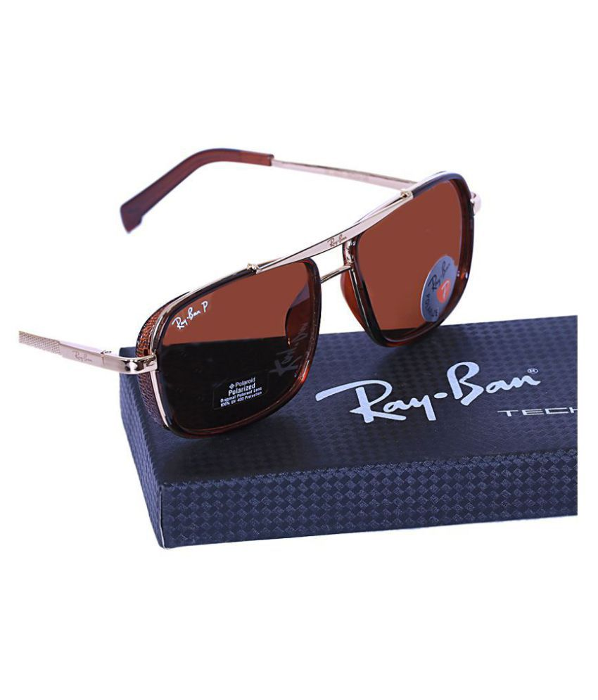 88540b1677 Trendy Fashion Brown Aviator Sunglasses ( 1051 HT ) - Buy Trendy Fashion  Brown Aviator Sunglasses ( 1051 HT ) Online at Low Price - Snapdeal