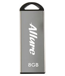 Allure V220W 8GB USB 2.0 Utility Pendrive Pack of 1