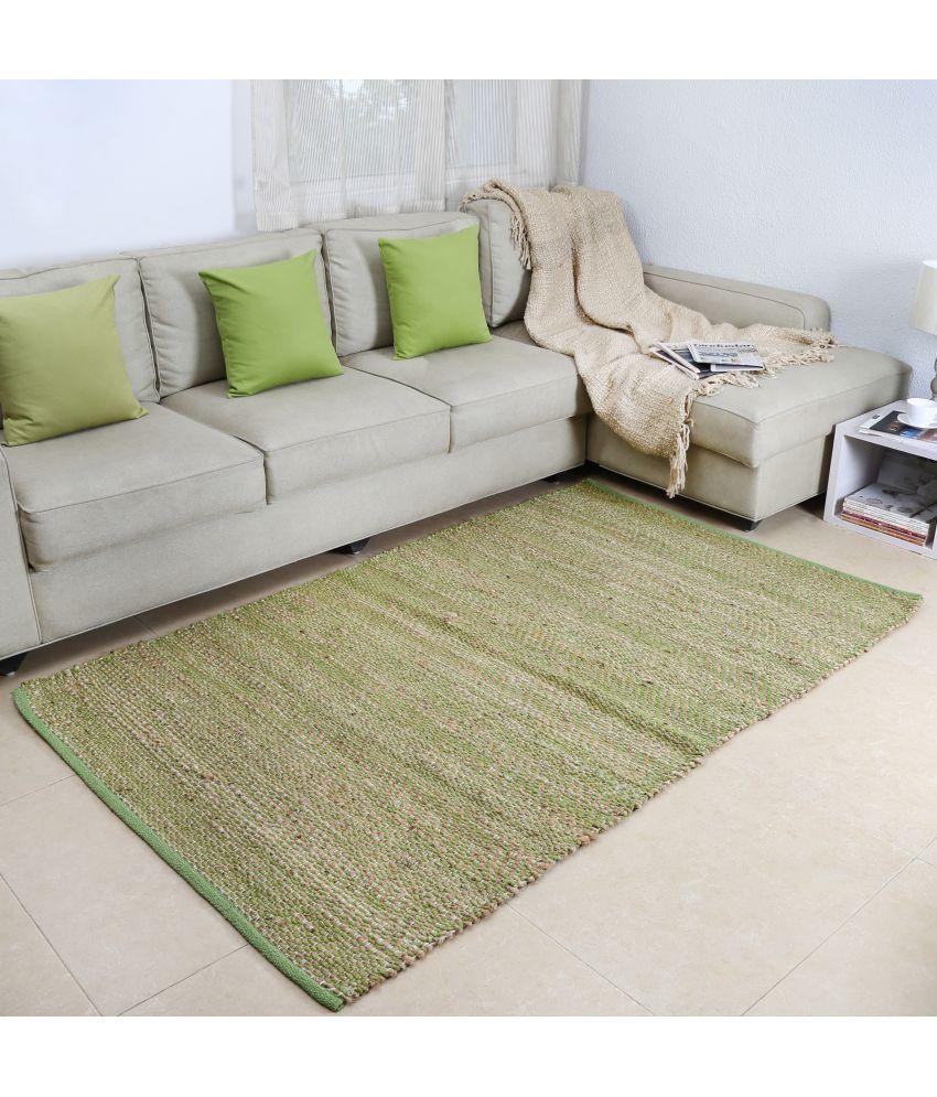 House This Green Single Regular Floor Mat