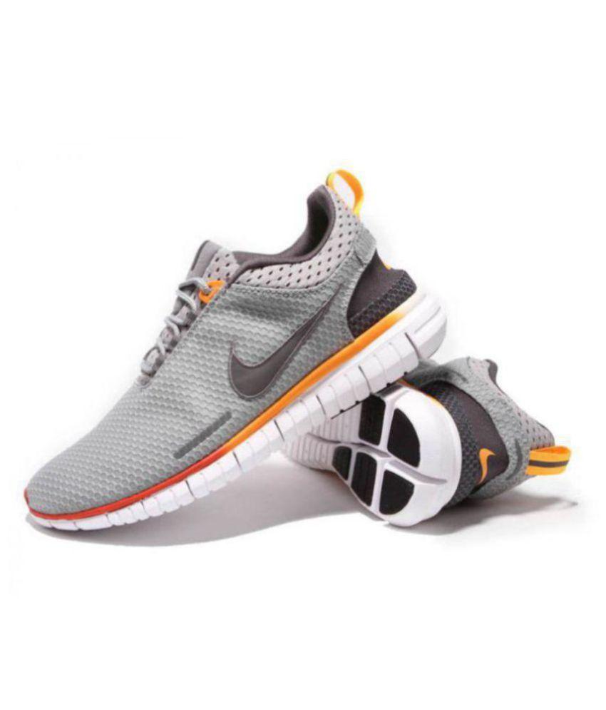 9a74a9225a78 Nike Free OG Breeze Grey Running Shoes - Buy Nike Free OG Breeze ...