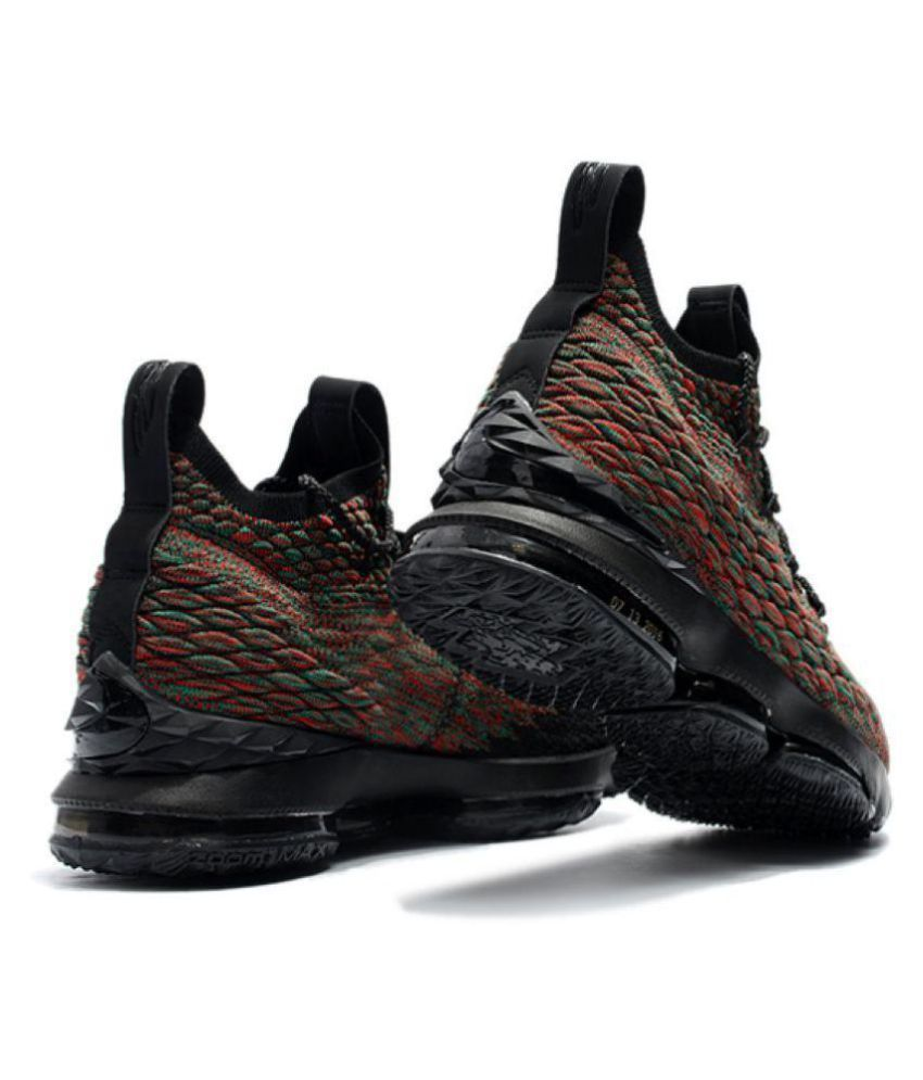 low priced a5f78 15f1f Nike lebron 15 EP Multi Color Basketball Shoes