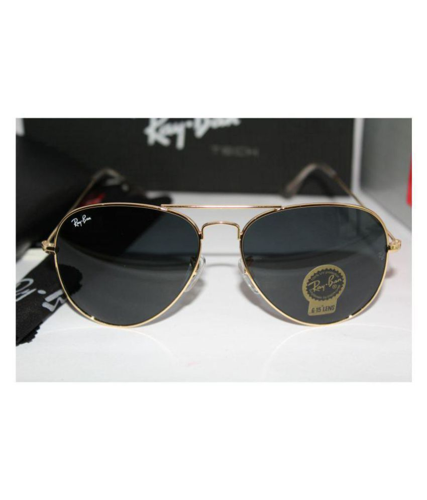 00d820203 Ray Ban Sunglasses Black Aviator Sunglasses ( RB 3025 ) - Buy Ray Ban  Sunglasses Black Aviator Sunglasses ( RB 3025 ) Online at Low Price -  Snapdeal