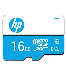 HP 16 GB Class 10 Memory Card