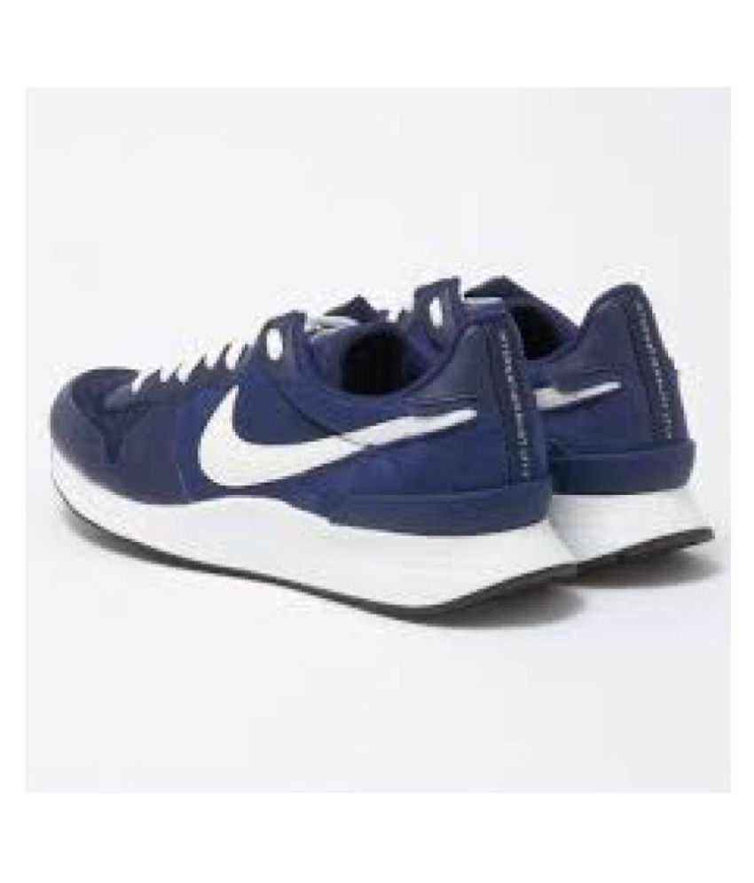 ab2a28d921f Nike Internationalist LT 17 Blue Running Shoes - Buy Nike ...
