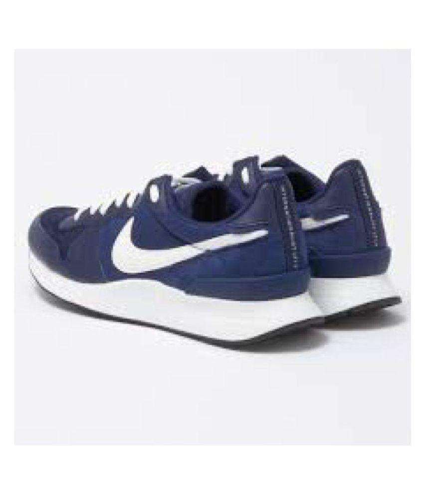 zapatos de otoño zapatillas de skate gran selección de Nike Nike Internationalist LT 17 Blue Running Shoes