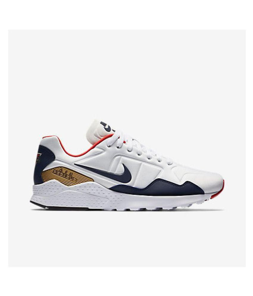 Nike Nike Air Zoom Pegasus 2 White White Running Shoes - Buy Nike Nike Air  Zoom Pegasus 2 White White Running Shoes Online at Best Prices in India on  ... e1a4c9d07