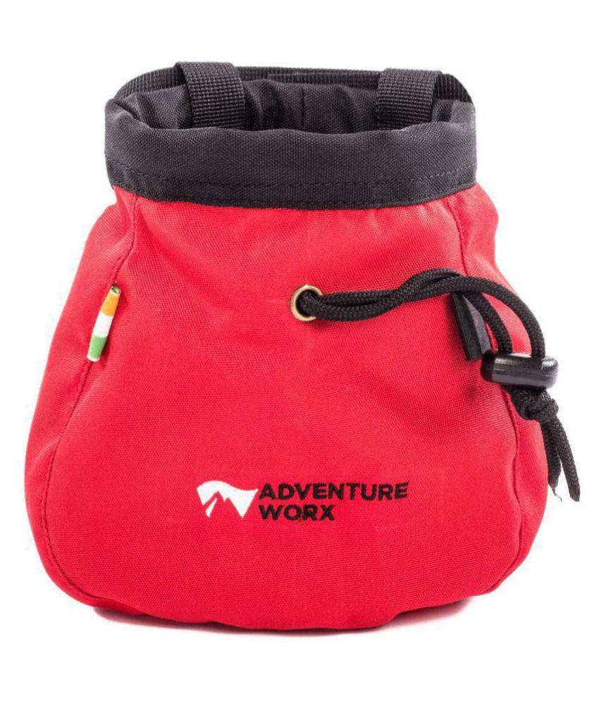 Adventure Worx Ascend H03 Chalk Bag for Rock Climbing/ Bouldering Blocks