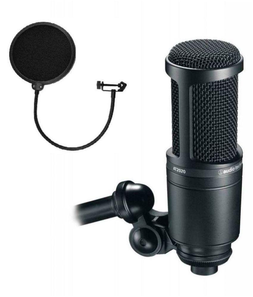 Audio Technica AT2020 Studio Free Pop