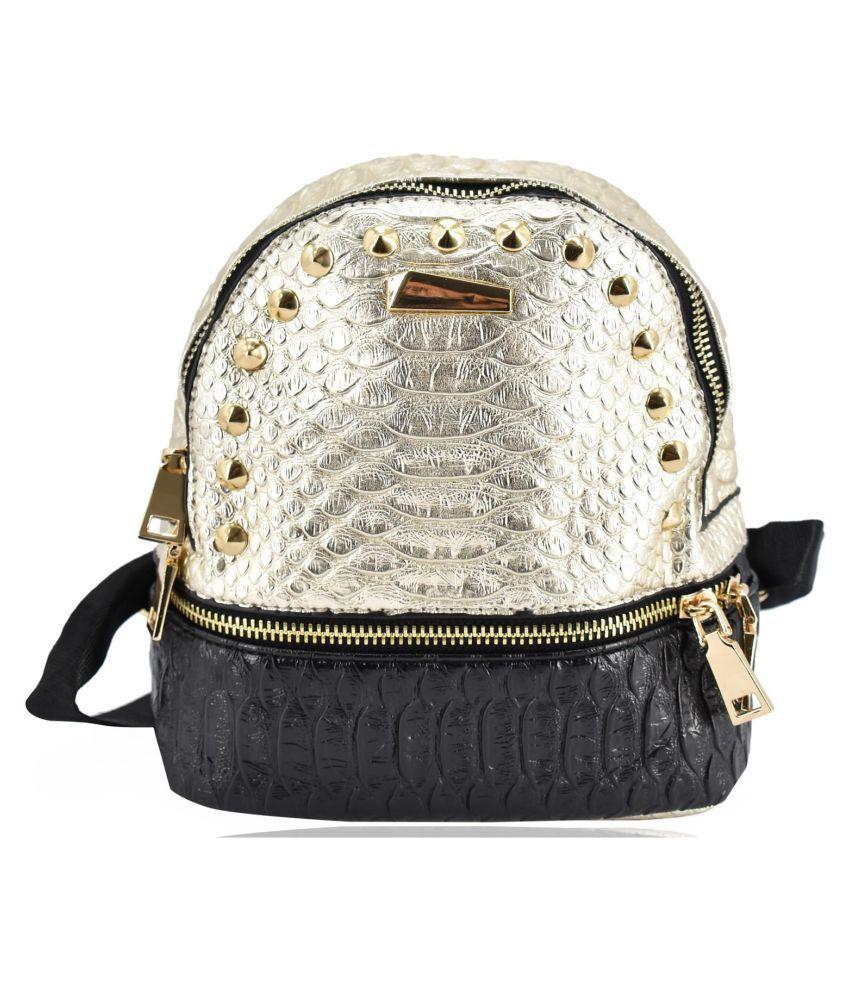 Mini Backpack School Bag For Kids - Multicolor