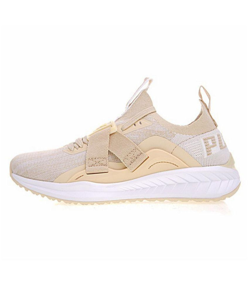 best loved 3982e c4291 Puma IGNITE EVOKNIT LO 2 2018 Cream Training Shoes