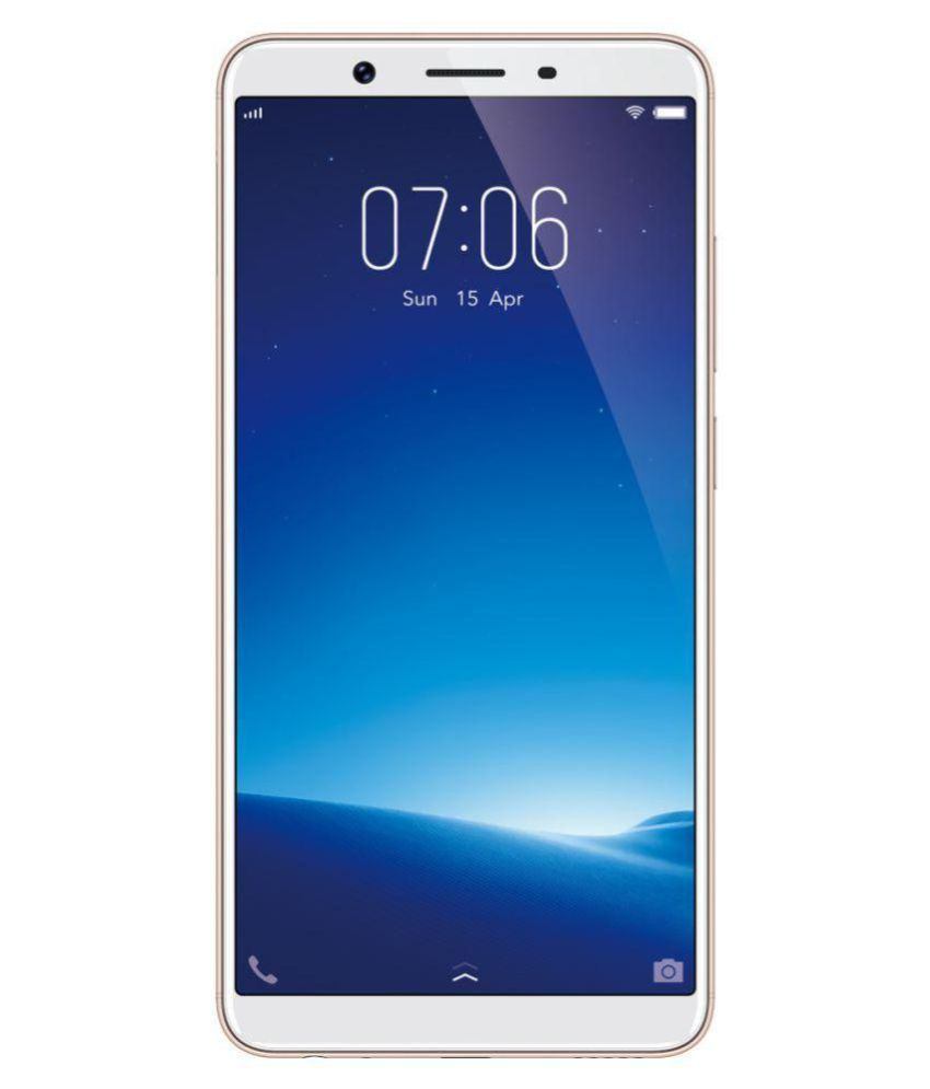 Vivo Y71i ( 16GB , 2 GB ) Gold