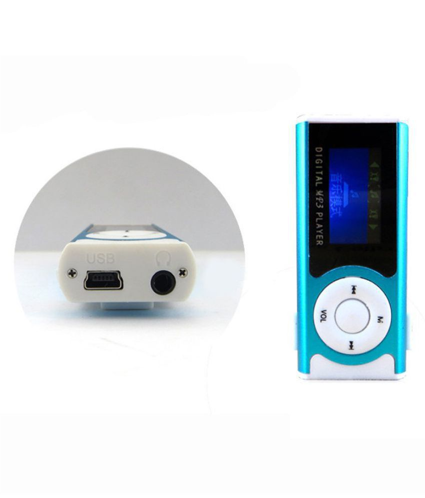 Buy Exosis Digital Mp3 Player MP3 Players Online at Best ...