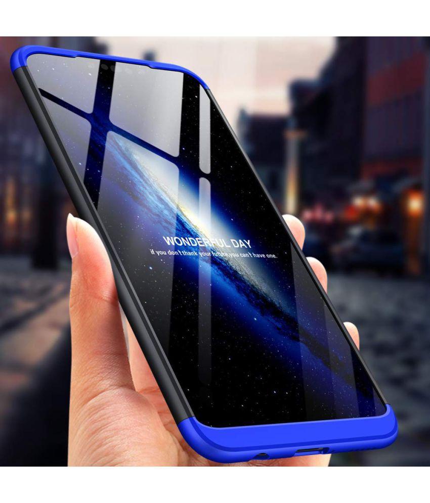 Huawei Nova 3i Hybrid Covers Tidel - Blue Easy to remove & install, anti  finger print,