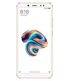 MI Note 5 Pro (4GB RAM) ( 64GB , 4 GB ) Gold
