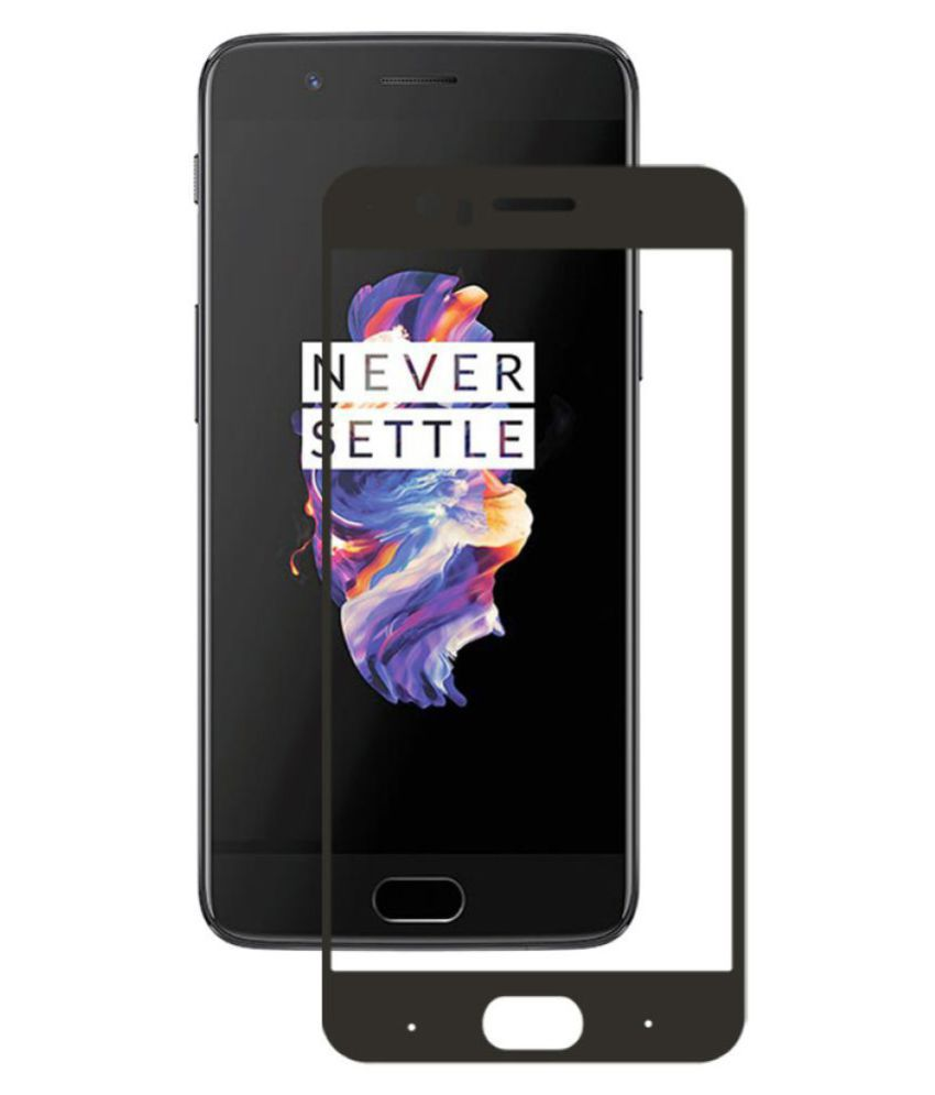 OnePlus 5 3D Glass Screen Guard By ACM
