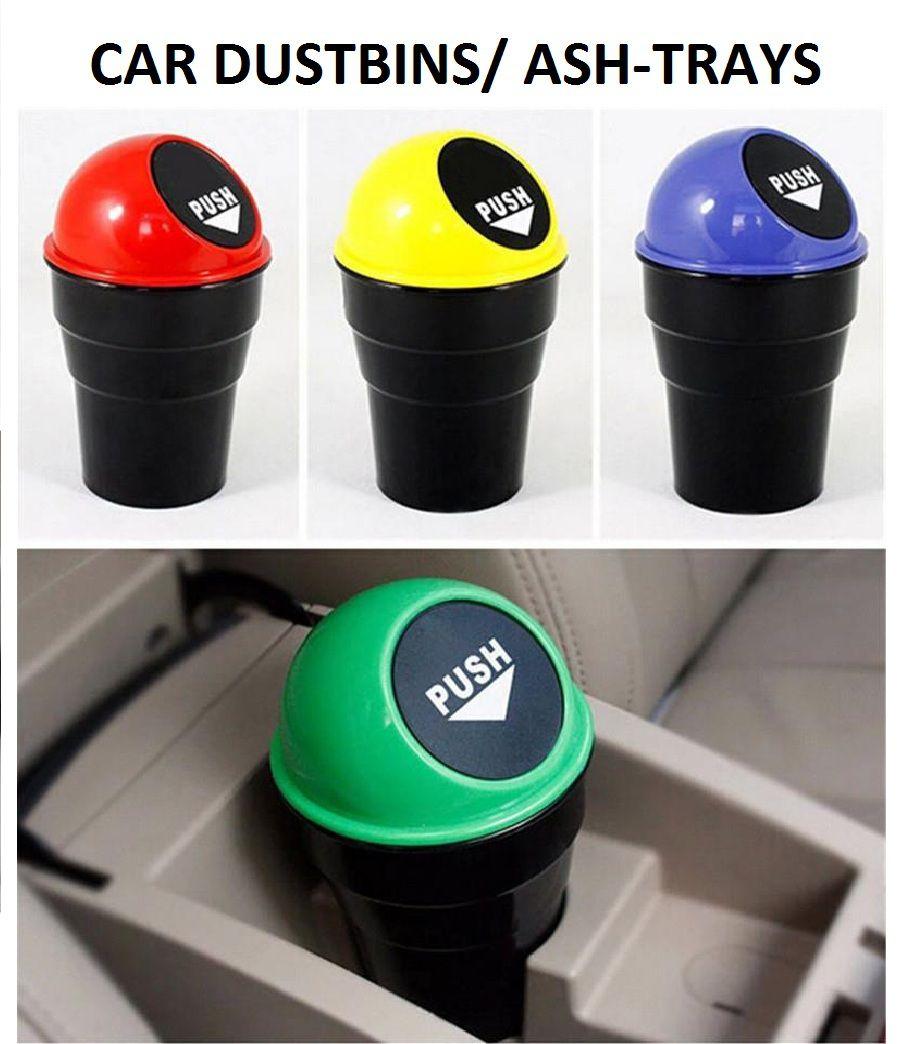 Car Trash Can / dust bin / Ash trays for Rubbish Garbage