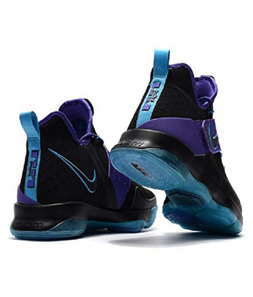 466d6488a6b9 Nike NIKE LEBRON 14 Black Basketball Shoes - Buy Nike NIKE LEBRON 14 ...