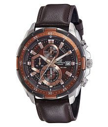 Men Fashion Shock Resistant GA194 Leather Analog Sports Watch