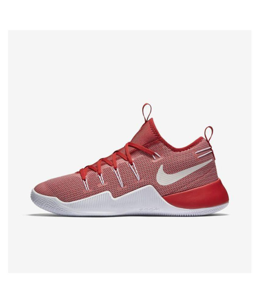 4c8e6ea4c8f6 Nike Hypershift Red Basketball Shoes - Buy Nike Hypershift Red Basketball  Shoes Online at Best Prices in India on Snapdeal