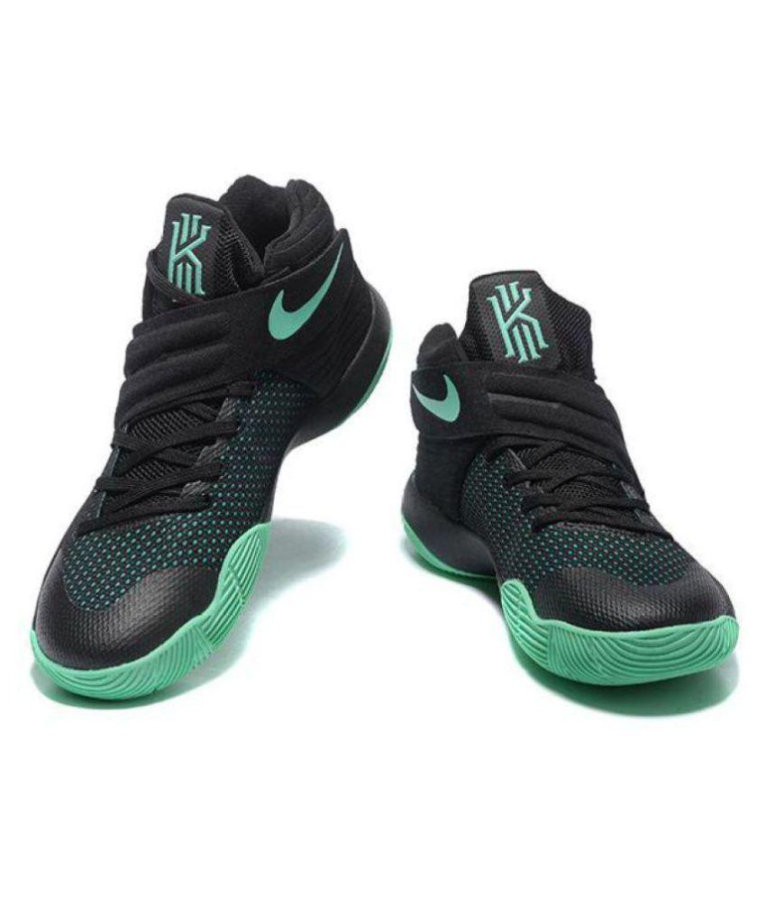 "Nike Kyrie 2 ""GREEN GLOW"" Black"