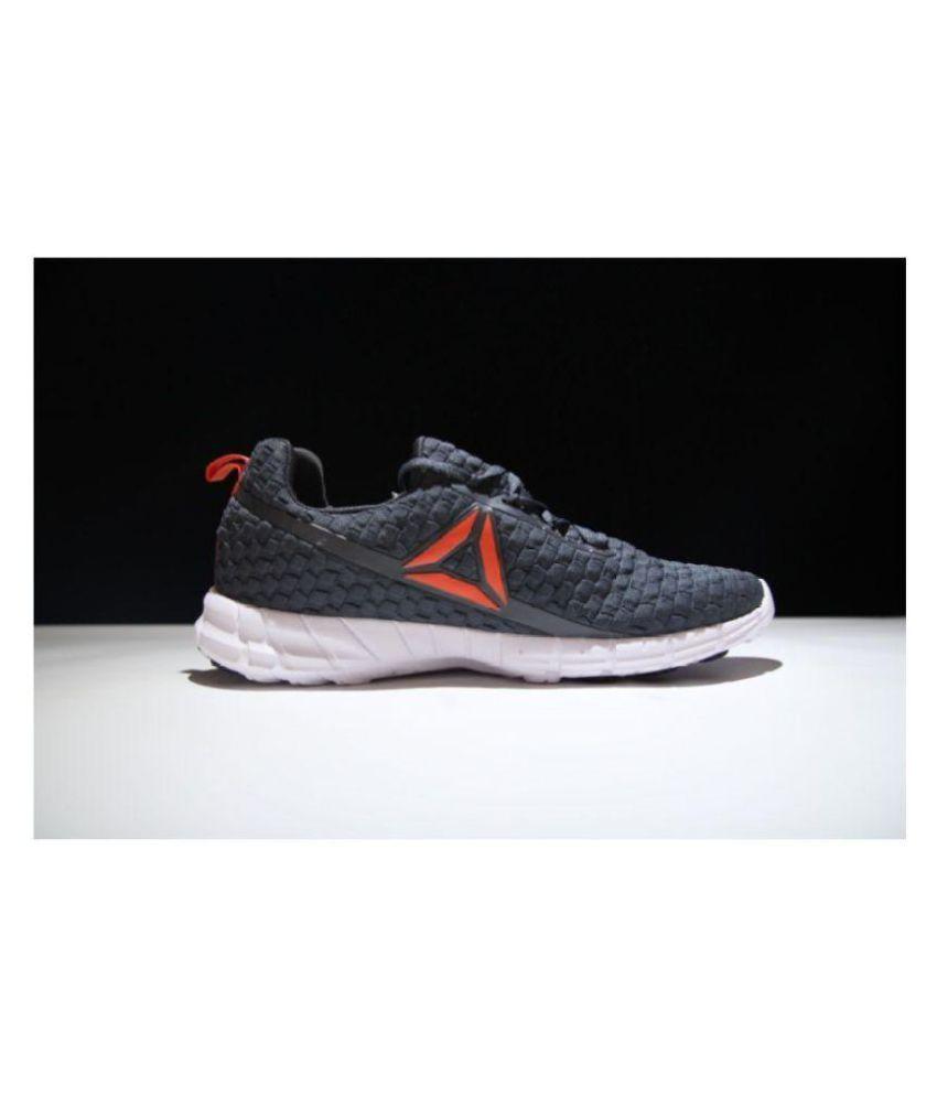 Reebok ZPUMP FUSION 2.0 Gray Running Shoes - Buy Reebok ZPUMP FUSION ... 624cd373e
