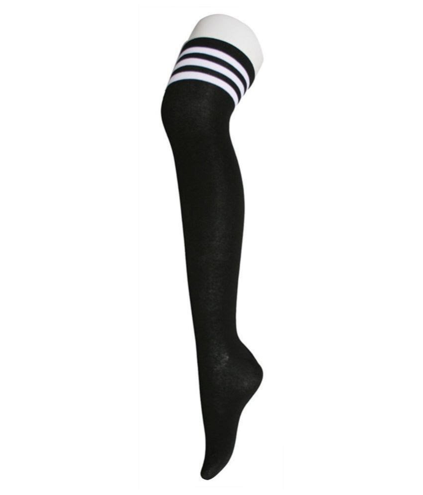1ab03056a0f59 ... Xs and Os Women Over the Knee Thigh High Stockings Cosplay Socks ...