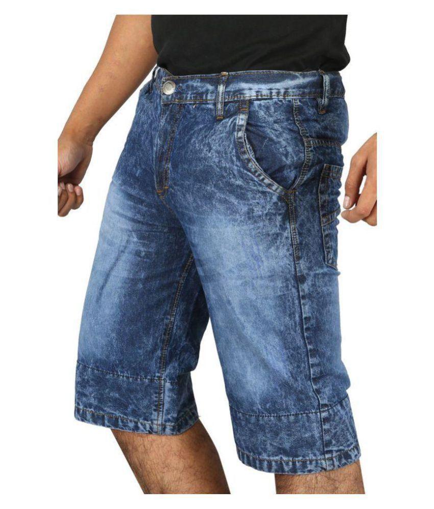 Adonis Blue Blue Shorts