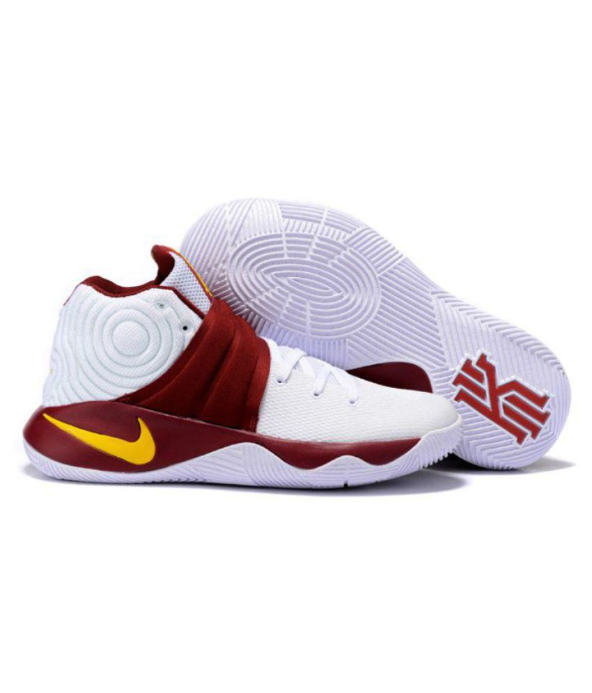 new styles 88f11 f3ec0 Nike Kyrie 2 Multi Color Basketball Shoes - Buy Nike Kyrie 2 Multi Color Basketball  Shoes Online at Best Prices in India on Snapdeal