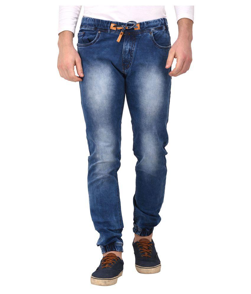 VOXATI Blue Slim Jeans