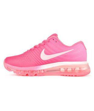 Nike Air Max 2017 Pink Womens Running