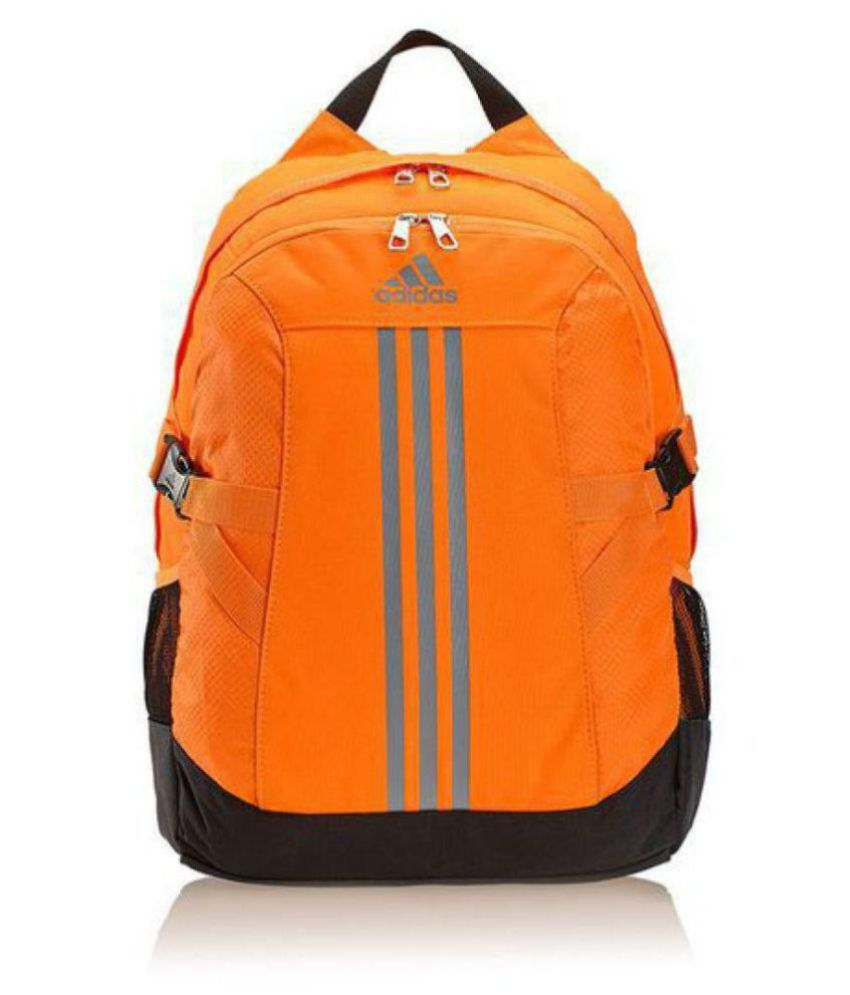 a11a4a63f022 Adidas Orange BP POWER II Backpack - Buy Adidas Orange BP POWER II Backpack  Online at Low Price - Snapdeal