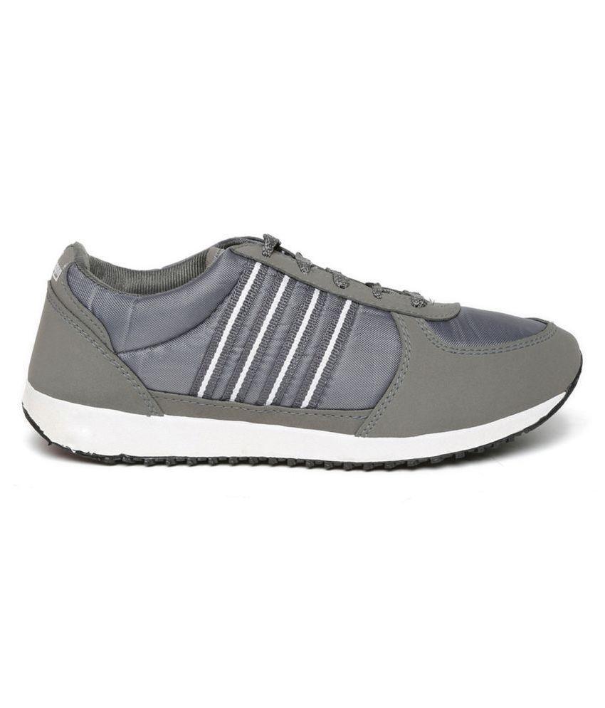 Paragon Gray Running Shoes - Buy