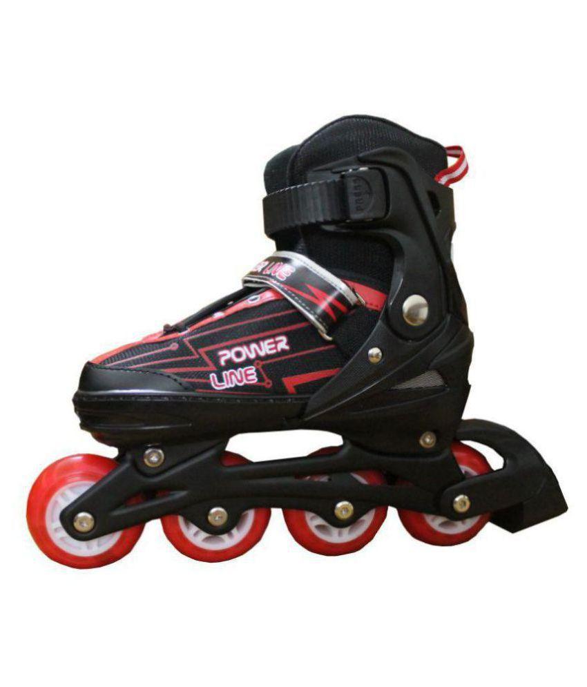 42447573c491e Power Superb Inline skates Roller Skates for Kids  Buy Online at Best Price  on Snapdeal