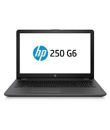 HP G Series 250 G6 Notebook Core i5 (7th Gen) - 4GB RAM - 1TB HDD - 39.62cm(15.6) - Windows 10 Home - Intel HD Graphics 620 - black