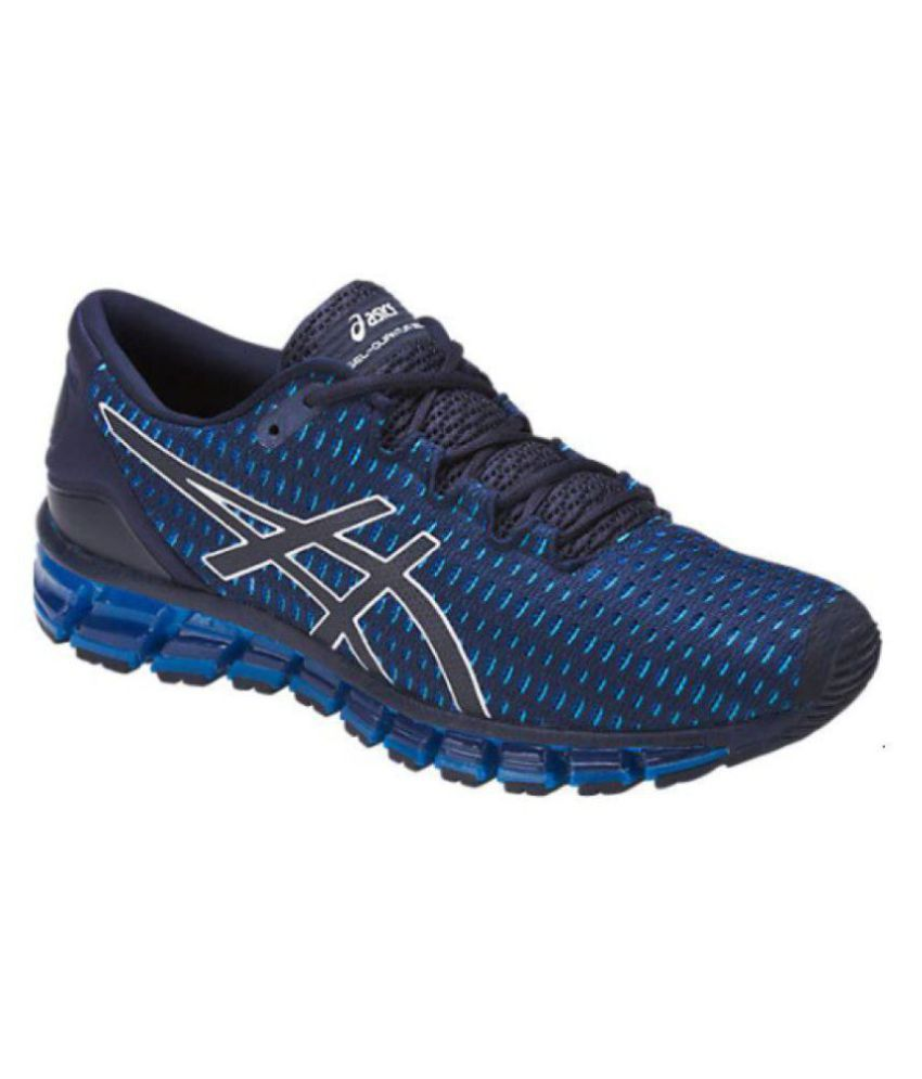 best sneakers ddd6f 75a65 Asics Navy Running Shoes