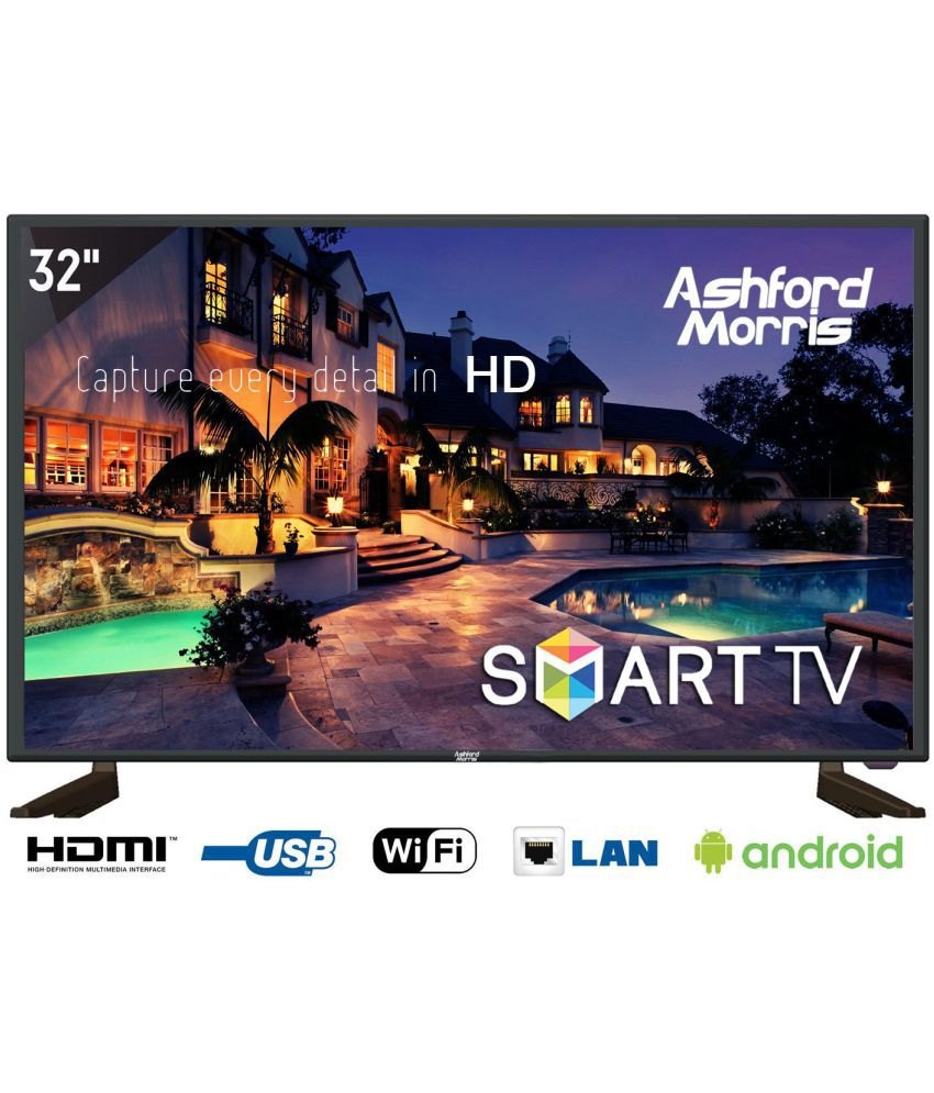 Buy Ashford Morris AM 3200S 80 cm ( ) HD Ready (HDR) LED Television