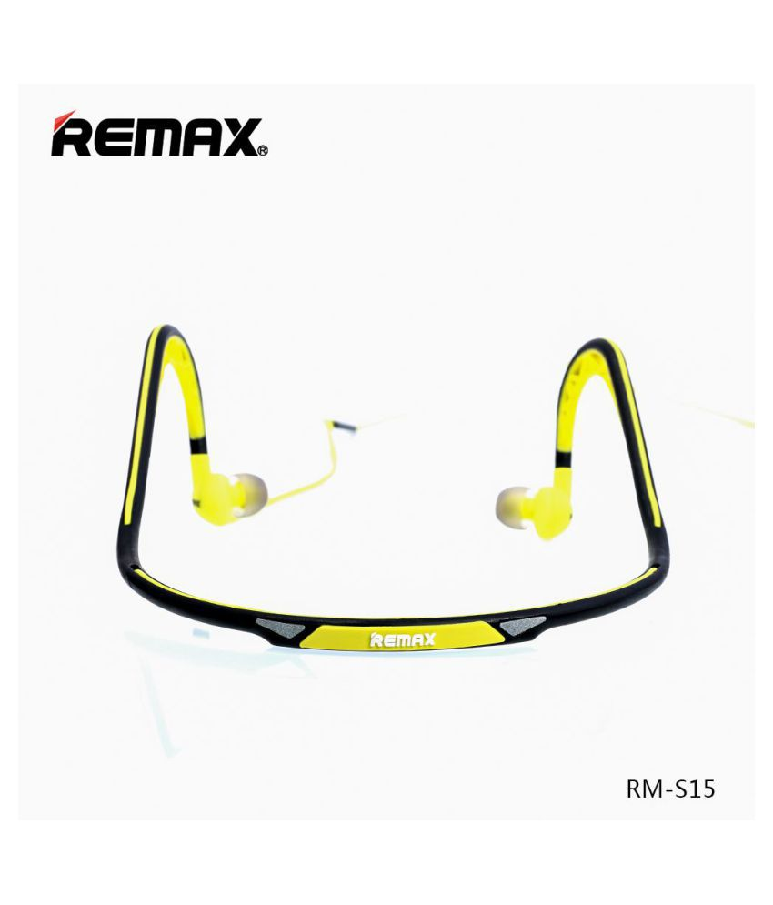 f7db0b92366 Remax Remax-S15 In Ear Wired Earphones With Mic - Buy Remax Remax-S15 In Ear  Wired Earphones With Mic Online at Best Prices in India on Snapdeal