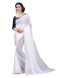 de9ae357558 Plain Saree  Buy Plain Saree Online in India at low prices - Snapdeal