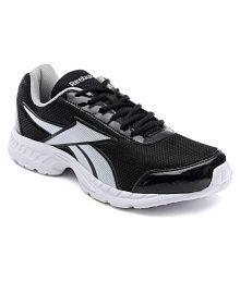 Reebok TEC INSIST Black Running Shoes