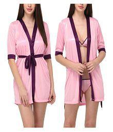 a9435549e Satin Sleepwear  Buy Satin Sleepwear for Women Online at Low Prices ...