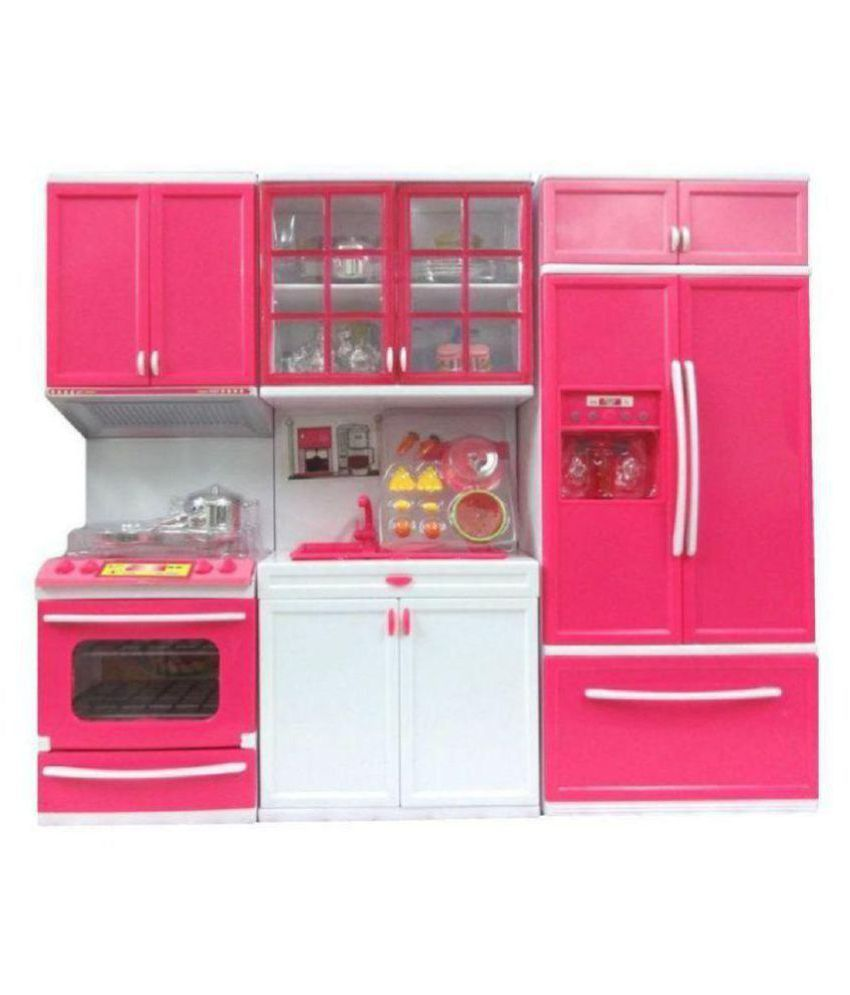 New Multicolor Kitchen Set Toy Buy New Multicolor Kitchen Set Toy