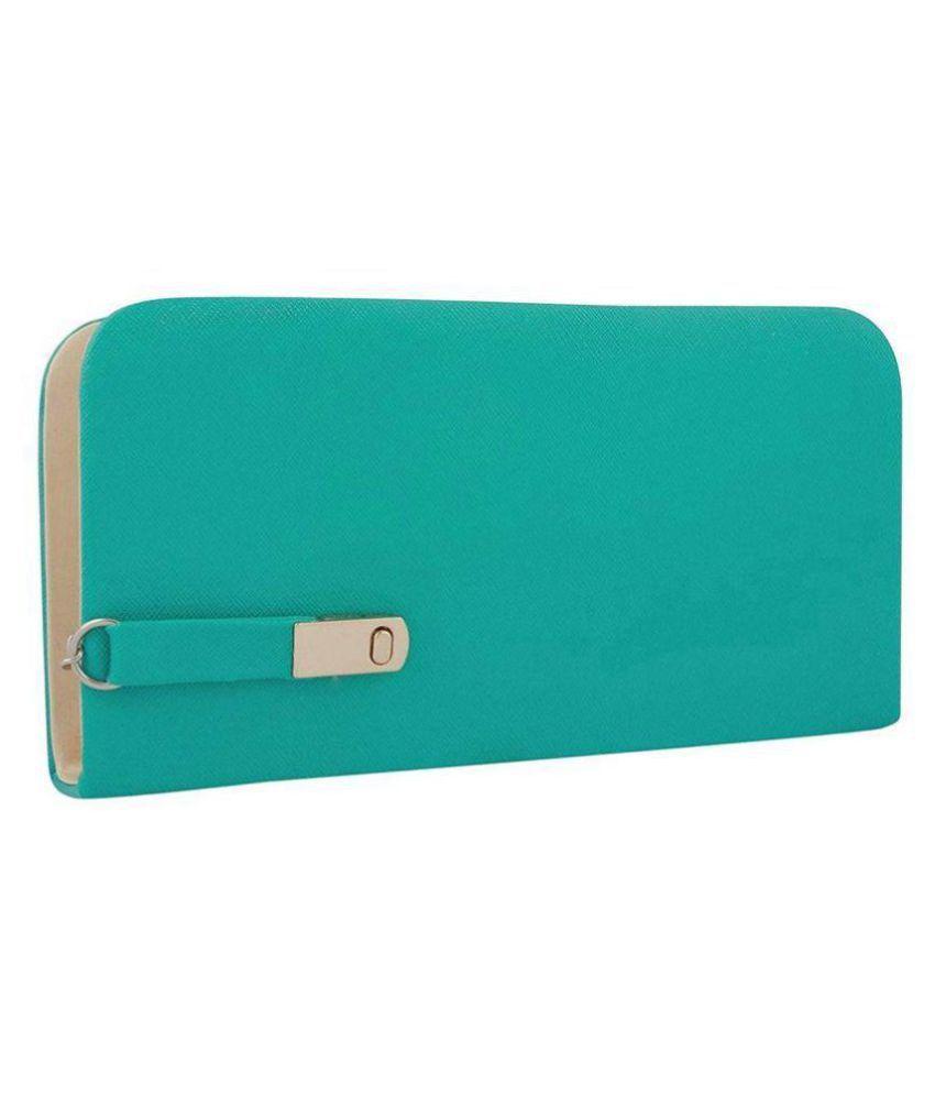 RR ASSOCIATES Blue Wallet