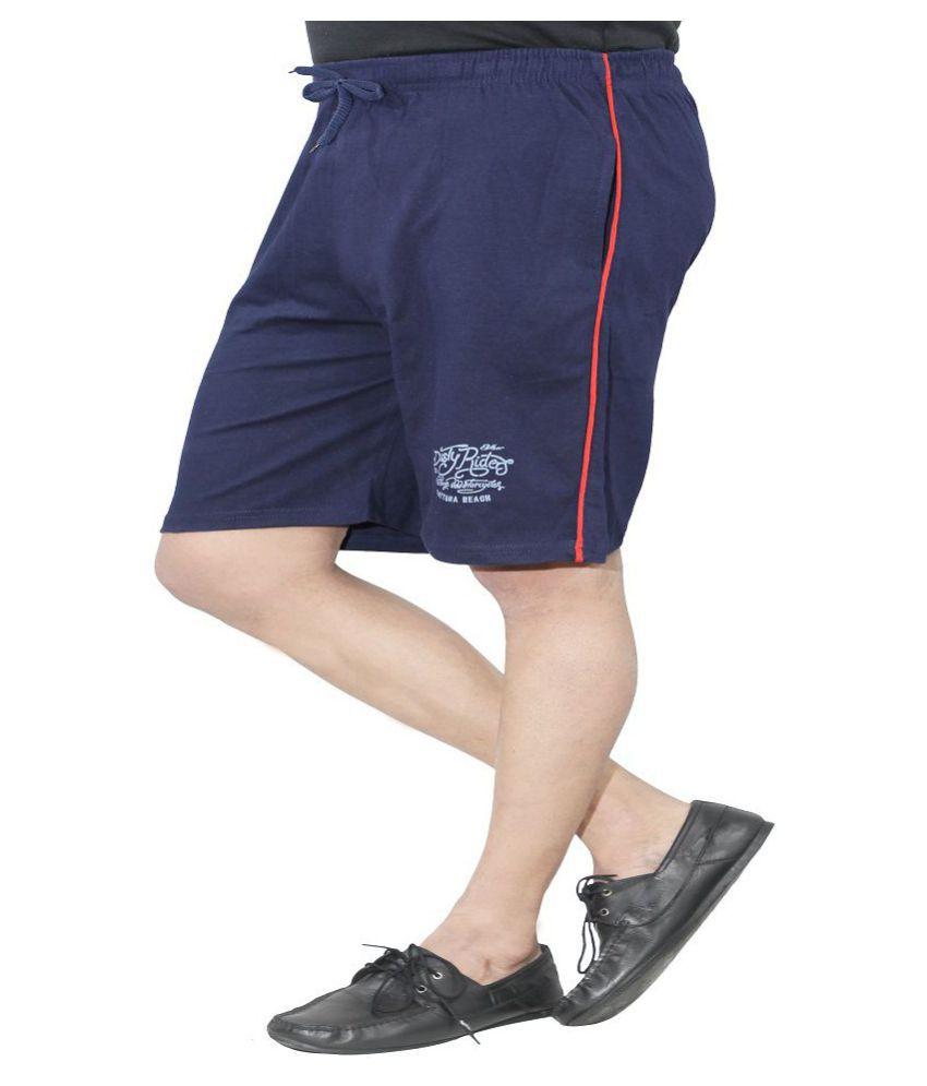 harvi.com Navy Shorts