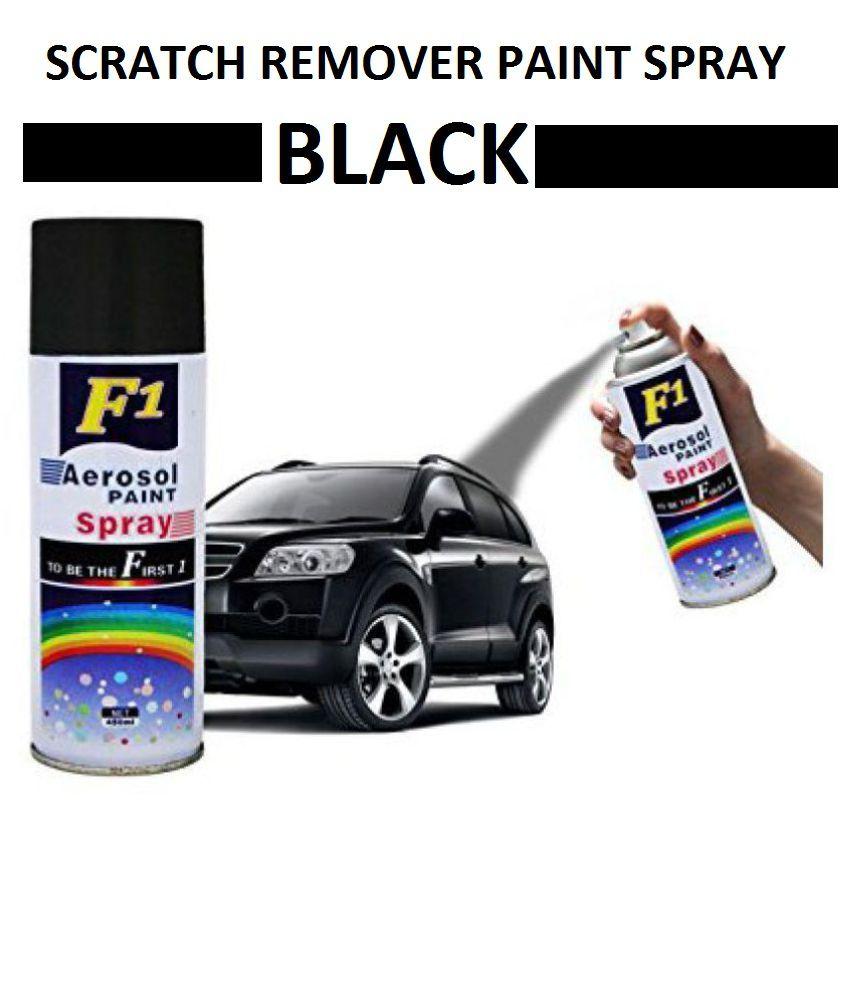 Black Spray Paint for Bikes