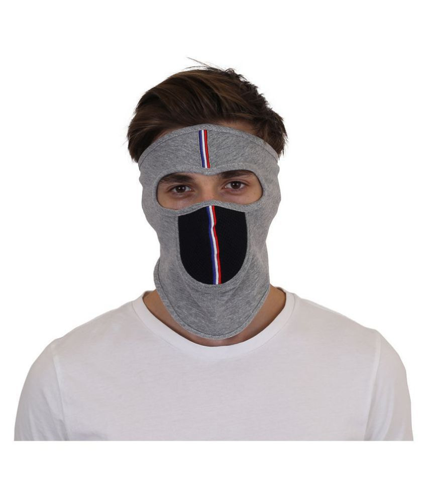 Goodluck Half Face mask Bike Riding Mask Dust Protection, Anti Pollution mask