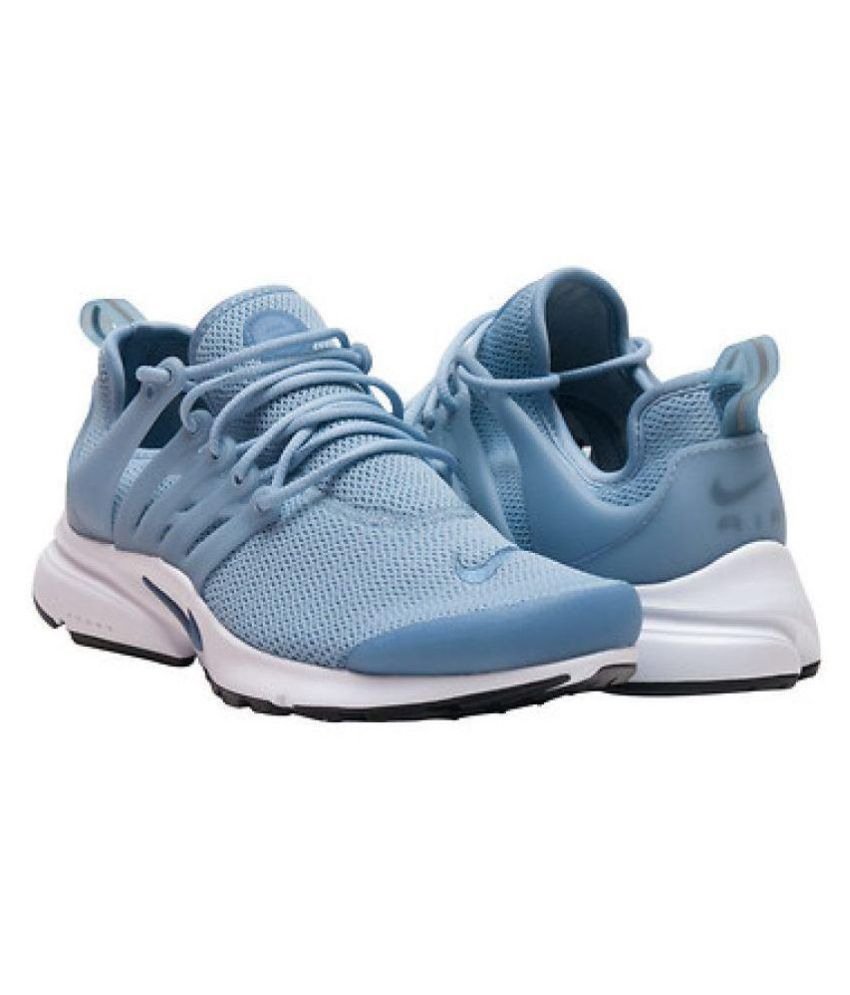 more photos 4c77c 09869 Nike Presto iD Blue Womens Running Shoes Price in India- Buy ...