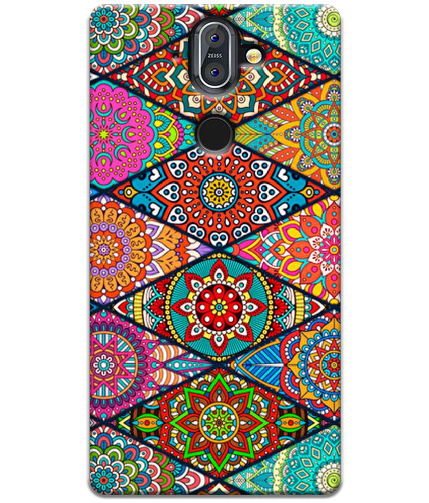 NOKIA 8 SIROCCO Printed Cover By Tecozo 3d Printed Cover
