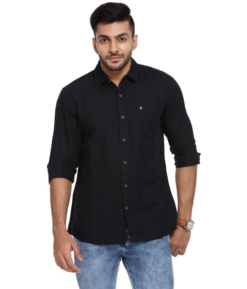 Wrangler Linen Blend Shirt
